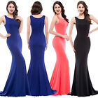 NEW Evening Formal Party Ball Gown Prom Cocktail Bridesmaid Long Dress PLUS SIZE