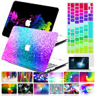 "Rainbow Painting Hard Case Cover +KB+SP For Macbook Pro Air 11""13""15"" Retina 12"""