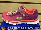 Skechers 81898 NCMT Girls' Skech Appeal Sneakers Youth Size 10.5-3 NEW