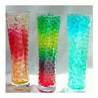 1 Packx Crystal Soil Water Beads Jelly Ball Vase Filler Home Wedding Decorations