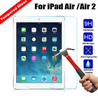 9H Premium Tempered Glass Screen Protector Film For Apple iPad 5/6  Air 1/2 Pro