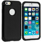 Apple iPhone smart Phone iPod Touch Heavy Duty Hybrid silicone Hard Case Cover