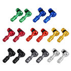 CNC 11.3mm Universal Motorcycle Wheel Tubeless Tire Valve Stems Caps, 7 Colors