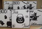 handmade halloween samhain gothic pagan cards choice of one or set of six mixed