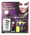 Halloween Make Up Blood Sets Nails Witch Vampire Teeth Devil Zombie Fancy Dress