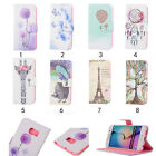 Fashion Leather Wallet Card Case Soft TPU Skins Purse For Samsung Galaxy Phone