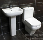 Roper Rhodes Mini Basin + Toilet Cloakroom Bathroom Suite Save 40% off RRP