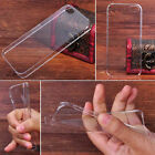New Ultra Thin Transparent Hot Clear Back Hard Cover For iPhone4/5