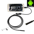 2M 6LED Android Endoscope Waterproof Inspection Camera Micro USB Video Camera on Rummage