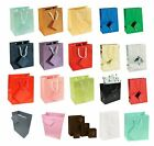Elegant Finish Tote Bags with Rope Handles Various Styles,Colors,& Sizes -10Pcs