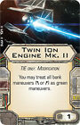Star Wars X-Wing Miniatures: Single Upgrade Cards - Modifications
