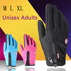 New Winter Warm Touch Scree -30℃ Snow Motorcycle Snowmobile Snowboard Ski Gloves