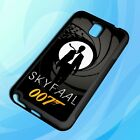 New James Bond 007 Skyfall For Samsung Galaxy Note 2 3 4 5 Case Cover $9.99 USD