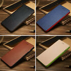 Luxury Business Fashion Slim Leather Wallet Flip Case Cover For iPhone 6 6s Plus