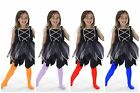 C-CA New 1 Pairs 80 Denier Kids Colorful Party Panty-hose Hosiery Tights