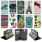 Fashion Pu Leather Flip Case Cover Protection For Samsung Galaxy Note3 NEO N7505