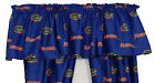 Florida Gators Curtains Drapes & Valance Set with Tie Backs