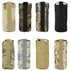 Outdoor Tactical Gear Military Molle Water Bottle Bag Kettle Pouch With Backpack