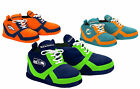 NFL Football 2015 Men's Sneaker-Style Slipper Winter - Pick your Team