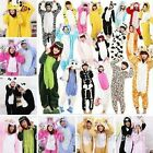 HOT NEW Unisex Adult Onesie Kigurumi Pajamas Anime Costume Dress Robe Sleepwear