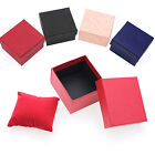 Fab Present Gift Boxes Case For Bangle Jewelry Ring Earrings Wrist Watch Box