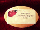 OVAL HANDMADE SOAP - ANY SCENT YOU CHOOSE -Coconut Milk - Great stocking stuffer