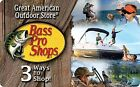 Bass Pro Paper Gift Card $25 - 15% OFF - Mail delivery