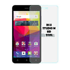 For BLU 9H Hardness 0.5mm Thick Anti-shatter HD Tempered Glass Screen Protector