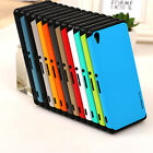 For Sony Xperia C5 Z5 M5 Dual Layer Shockproof Slim Hybrid Armor Case Cover Skin