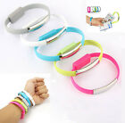 Micro USB Charger HO Cable Charging & Data CA Sync Cord Bracelet for Samsung