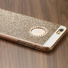 NEW Luxury Diamond Bling Rubber Bumper Case Hard Back Cover For iPhone 7 6S PLUS