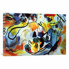 Wassily Kandinsky The Last Judgment | Canvas Art Print