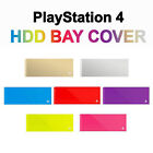 New Sony PS4 Video Game Playstation4 HDD Hard Bay Cover 7 Colors