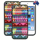 NEW Colourful Aztec Totem Hard Case for Apple iPod Touch 5 5th 6 6th Gen Cover