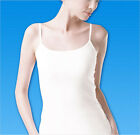 SBW Try Underwear Women Sleeveless Smart Camisole Tank Top 100% Cotton