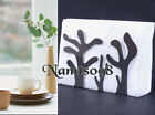 Napkin Tissue Holder Stand Table Counter Stainless Steel/Home Restaurant Coffee