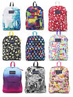 JANSPORT T501 SUPERBREAK BACKPACK Student School Bag Black Blue Grey Pink Navy