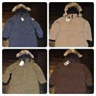 Canada Goose Men's Westmount Parka 2002m  XL new with tags Made in Canada -30