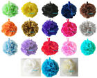 7' Flower Kissing Ball Wedding Silk Rose Party Pomander - 20 Colors available