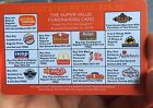 Fast Food Fundraiser Discount Restaurant Discount Card Reusable Gift Exp 2018