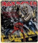 IRON MAIDEN megadeth AVENGED SEVENFOLD system of a down -  OFFICIAL STICKER