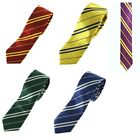 Harry Potter Style house ties -good quality -all houses - in UK -fast shipping