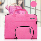 "PINK Laptop Nylon Sleeve Bag Case for MacBook 12""/ Air Pro retina 11"" 13"" 15"""