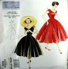Vogue Sewing Pattern 1172 Ladies Vintage Model Retro 50s Full Dress Pick Size