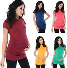 Purpless 100% Cotton Maternity And Pregnancy T-shirt Size 8 10 12 14 16 18 5025