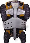 Ricochet Off-Road 5 PC Complete Skid Plate Set, 2003-15 Can-Am Outlander 330/400