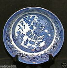 """Vintage Churchill China England Blue Willow Bowl 6"""""""