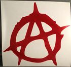 Anarchy Decal Sticker Car/Truck/Window/Laptop/Gun Safe/Tool Box