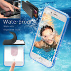 Waterproof Shockproof Rubber UltraThin TPU Case Cover For iP