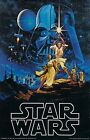 STAR WARS Movie Poster Empire Strikes Back Return of the Jedi  $8.98 USD on eBay